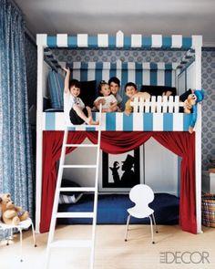 cool bunk beds!