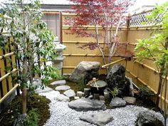 Japan - Tsubo-Niwa Garden