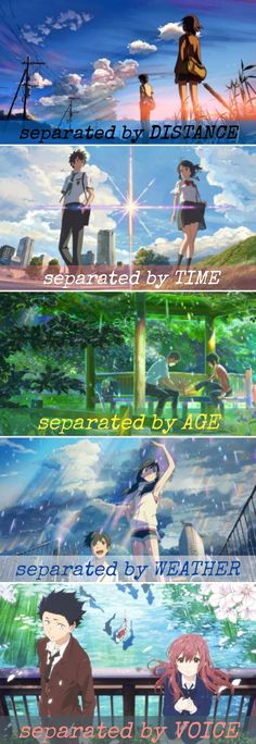 Anime Movie Lessons