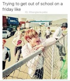 ...just to hear all day and night kpop or watch kdramas because you don't care how much will you sleep because, yeah... it's weekend.
