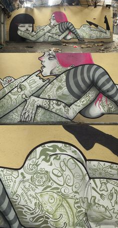 Beyond Banksy Project / Malakkai