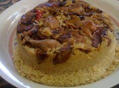 """Do you start to feel hungry? do you think what will you prepare for lunch? So what do you think to try the famous traditional Jordanian dish """" Maklouba""""?  Follow the recipe with the attached video, and don't forget to invite us to share!   http://www.youtube.com/watch?v=oAV0HErO3Cs"""