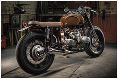 Ural 650 - DoZerGarage - Pipeburn - Purveyors of Classic Motorcycles, Cafe Racers & Custom motorbikes