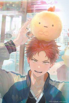 Manga Anime, Manga Boy, Totoro, Cool Anime Pictures, Boy Drawing, Fanart, Cute Anime Guys, Anime Kawaii, Boy Art