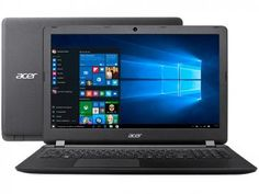 "Notebook Acer Aspire ES1 Intel Quad Core 4GB - 500GB LED 15,6"" Windows 10"