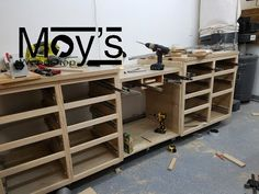 I have been planning to build a Miter Saw Station for quite a while. About a year ago, I made a rough sketch of what I had in mind. But most of this build was either...