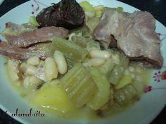 LA COCINA DE CALANDRITA: OLLA DE ALDEA Steak, Beef, Chicken, Food, Sierra, Murcia, Popular, Casserole Recipes, Spanish Cuisine