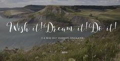 Häng med på en fantastisk fotoresa till Dorset/England!