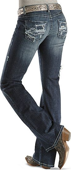 Cowgirl Tuff Jeans - Filly Slim Fit.  $71.97 on sale now.