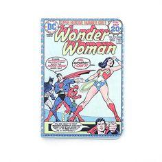 Wonder woman Passport case