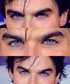 Ian Somerhalder #blue #eyes