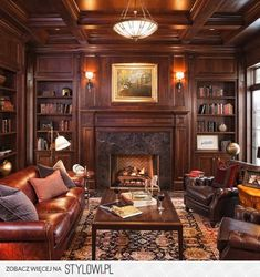 Living Room Design Ideas, Pictures, Remodeling and Deco… na Stylowi.pl