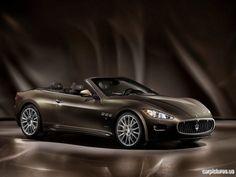 2012 Maserati GranCabrio Fendi