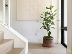 More than a mere way to get up and down a home, staircases represent an aesthetic opportunity—whether it's asubtle design statement or a newseating area. Here, at Sunset's2016 Bay Ar…