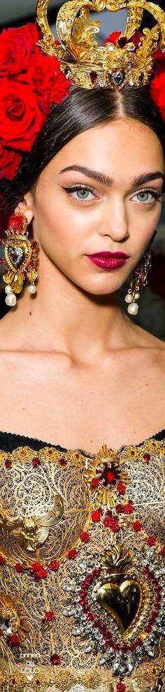 Zhenya Katava Dolce & Gabbana   LOLO❤︎