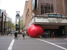 red ball project.