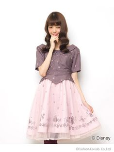 Disney Princess Fashion, Princess Aurora, Mickey And Friends, Disney Films, Japanese Girl, Aurora Sleeping Beauty, Tulle, Prom, Skirts