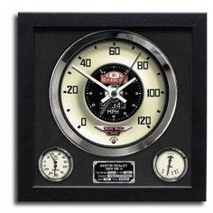 Speedo Wall Clock - Austin Healey Monte Carlo