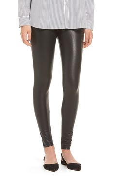 online shopping for Commando Perfect Control Faux Leather Leggings from top store. See new offer for Commando Perfect Control Faux Leather Leggings Legging Outfits, Leggings Fashion, Faux Leather Leggings, Black Leggings, Leather Pants, Leather Outfits, Tribal Leggings, Printed Leggings, Leggings Mode