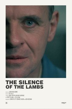 Silence of the Lambs alternative movie poster Silence of the L. - Silence of the Lambs alternative movie poster Silence of the L… Silence of th - Iconic Movie Posters, Minimal Movie Posters, Minimal Poster, Cinema Posters, Movie Poster Art, Iconic Movies, Cinema Film, Poster Print, Poster S
