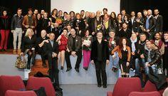 Si è conclusa a Napoli la settima edizione dell'Omovies 2014, il Festival internazionale a tematiche LGBT con madrina Vladimir Luxuria: ecco chi ha vinto.