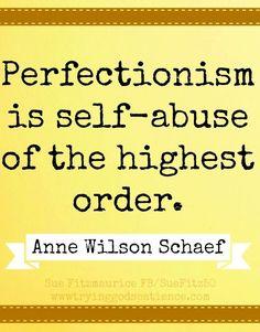 #perfection