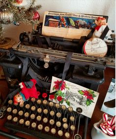 Sing We Now Of Christmas: Holiday Music Room Tour