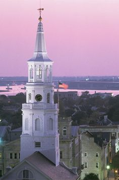 Charleston, SC.  Been there a few times, but only for a few hours each time.