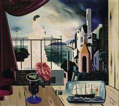 Max Ernst, Rene Magritte, Surrealism Painting, Famous Artists, Landscape Art, Cool Stuff, Landscapes, Frames, Surrealism