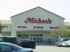 Michaels.  There goes the whole afternoon.  Also, all my spare savings.  #artsy
