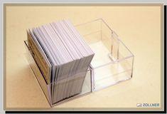 Lernkarten Box Karteikasten Karteikarten Wolfgang Zollner Marketing, Decorative Boxes, Learning Methods, Note Cards, Project Management