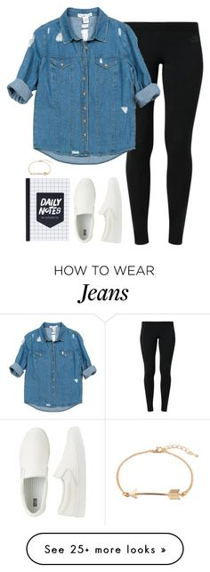 """everything is blue his pills his hands his jeans"" by btravis5252 on Polyvore featuring NIKE, Sans Souci and Uniqlo"