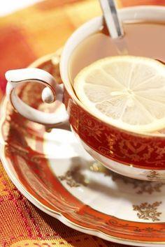 Na chłodny, jesienny poranek najlepsza jest #herbata z cytryną. Sprawdź na http://www.big-active.pl/