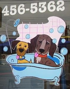 Barks-n-Bubbles Boutique, Self Serve Dog Wash & Full Serve Grooming