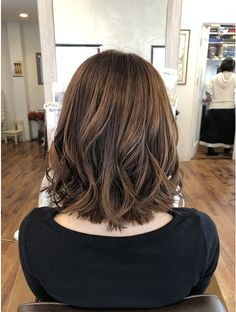Hair Dye Colors, Hair Color, Hairstyles Haircuts, Cool Hairstyles, Medium Hair Styles, Curly Hair Styles, Beauty Tips For Glowing Skin, Shot Hair Styles, Lob Haircut