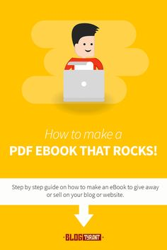 Make an eBook: How to Easily Create a PDF eBook that Rocks