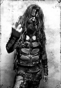 Picture of Rob Zombie