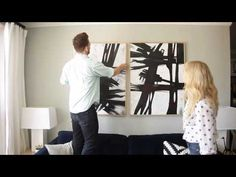 How to Create a Focal Wall - YouTube