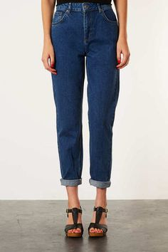 topshop | mom jeans
