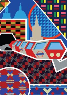 1000 images about moquette on pinterest london for London underground moquette