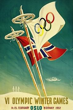 Skate Guard: The 1952 Winter Olympic Games