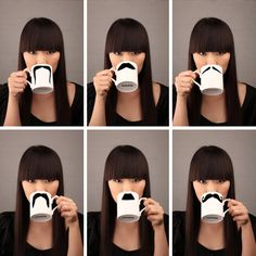 I will get these for David so that he will never have to grow out another mustache ever again!