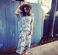 Atlanta @thebellespot Atlanta De Cadenet Taylor, Amanda De Cadenet, Style Icons Inspiration, Denim Cutoffs, Daughter, Short Sleeve Dresses, Shirt Dress, Stylish, Lady