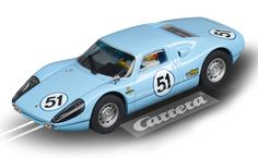 Carrera Digital 132 - Porsche 904 GTS No.51 (30682) - Carrera Digital 132 - Porsche 904 GTS No.51 (30682) Carrera