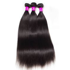 Sunber Hair Brazilian Straight Hair Bundles With Fontal Remy Human Hair Weave 3 Bundles With Lace Frontal Closure Free Part Fontal Straight Weave Hairstyles, Loose Hairstyles, Remy Human Hair, Human Hair Extensions, Remy Hair, Best Virgin Hair, Brazilian Hair Weave, Body Wave Hair, Malaysian Hair