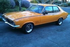 Check out MrMeana's Indy Orange 1971 Holden LC GTR Torana Celica 5 Speed Coupe; Australian Muscle Cars, Aussie Muscle Cars, Holden Muscle Cars, Holden Torana, Gal Gardot, Car Restoration, General Motors, Custom Cars, Cars And Motorcycles