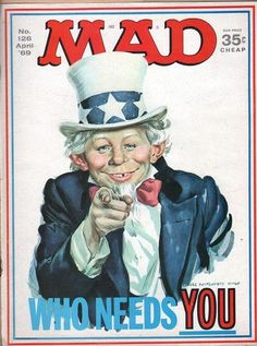 Mad April 1969