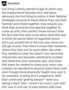 Steve Rogers captain America Thor avengers