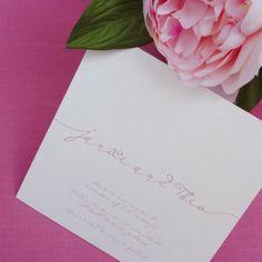 Akimbo - Wedding invitation