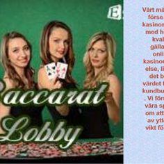 bästa casino bonus, online casino, casino sverige | Visual.ly